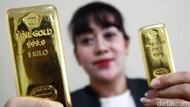 Turun, Harga Emas Antam Kini Rp 654.000/Gram