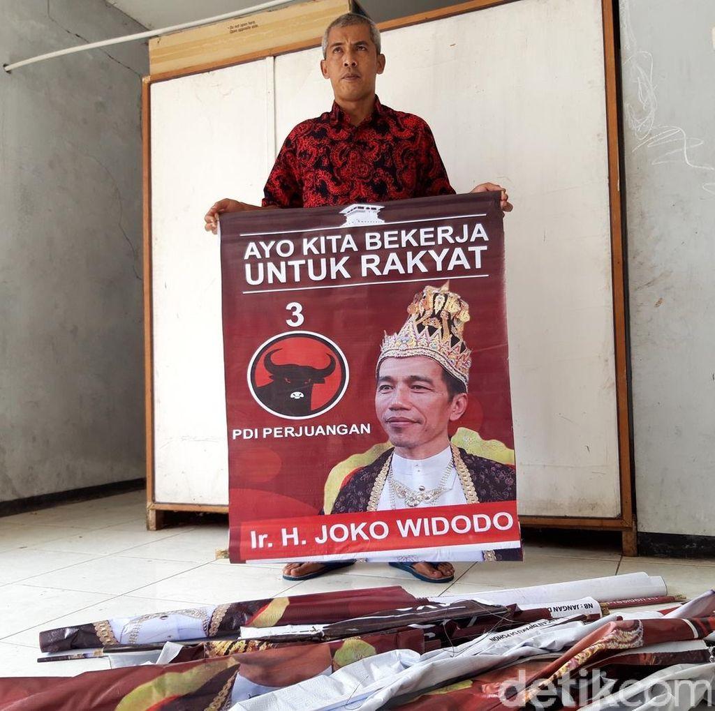 PDIP Ungkap Stok Raja Jokowi Numpuk di Gudang 3 Daerah Ini