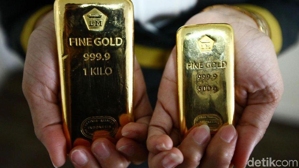 Harga Emas Lagi Tinggi, Beli Atau Jual?