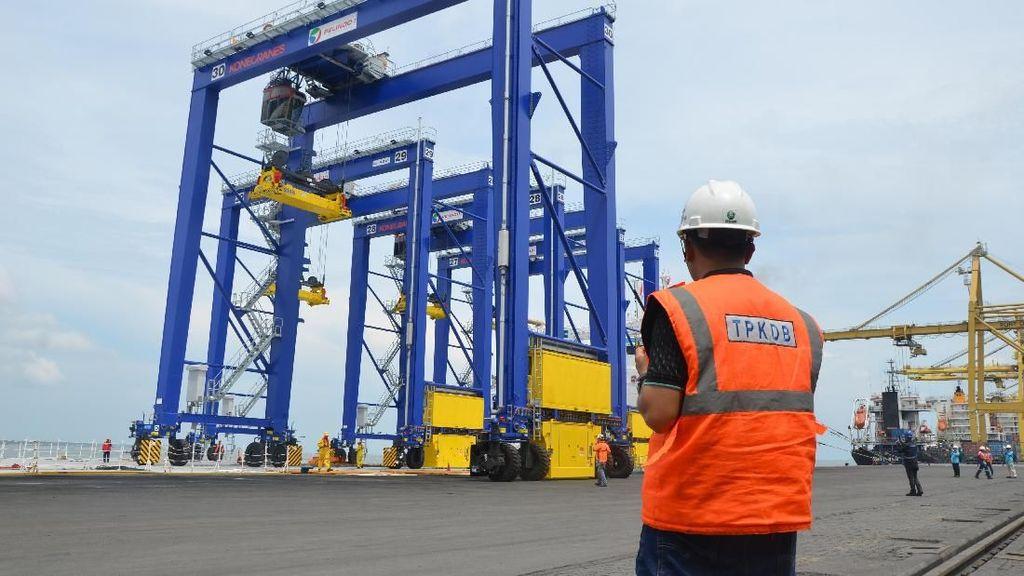 Sejauh Mana Pelabuhan di RI Lakukan Digitalisasi?