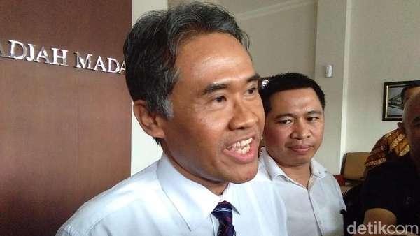 Rektor UGM Bantah Lindungi Pemerkosa Mahasiswi KKN