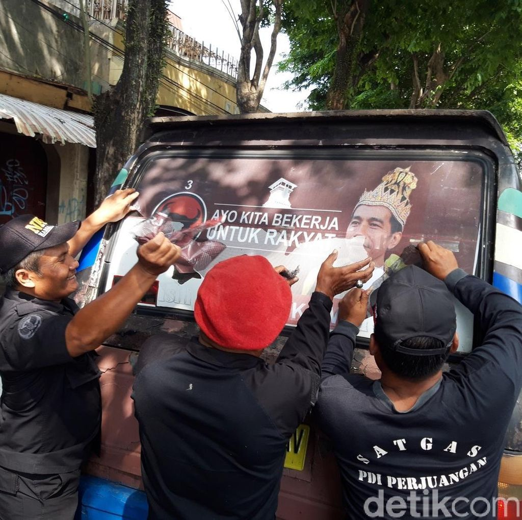 Geramnya PDIP Melihat Raja Jokowi Menguasai Jateng