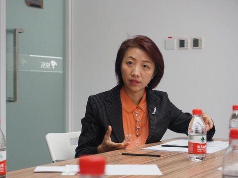 Corporate Vice President JD.Com Gloria Li.