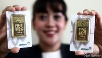 Cara Menabung Emas yang Bikin Cuan bagi Milenial