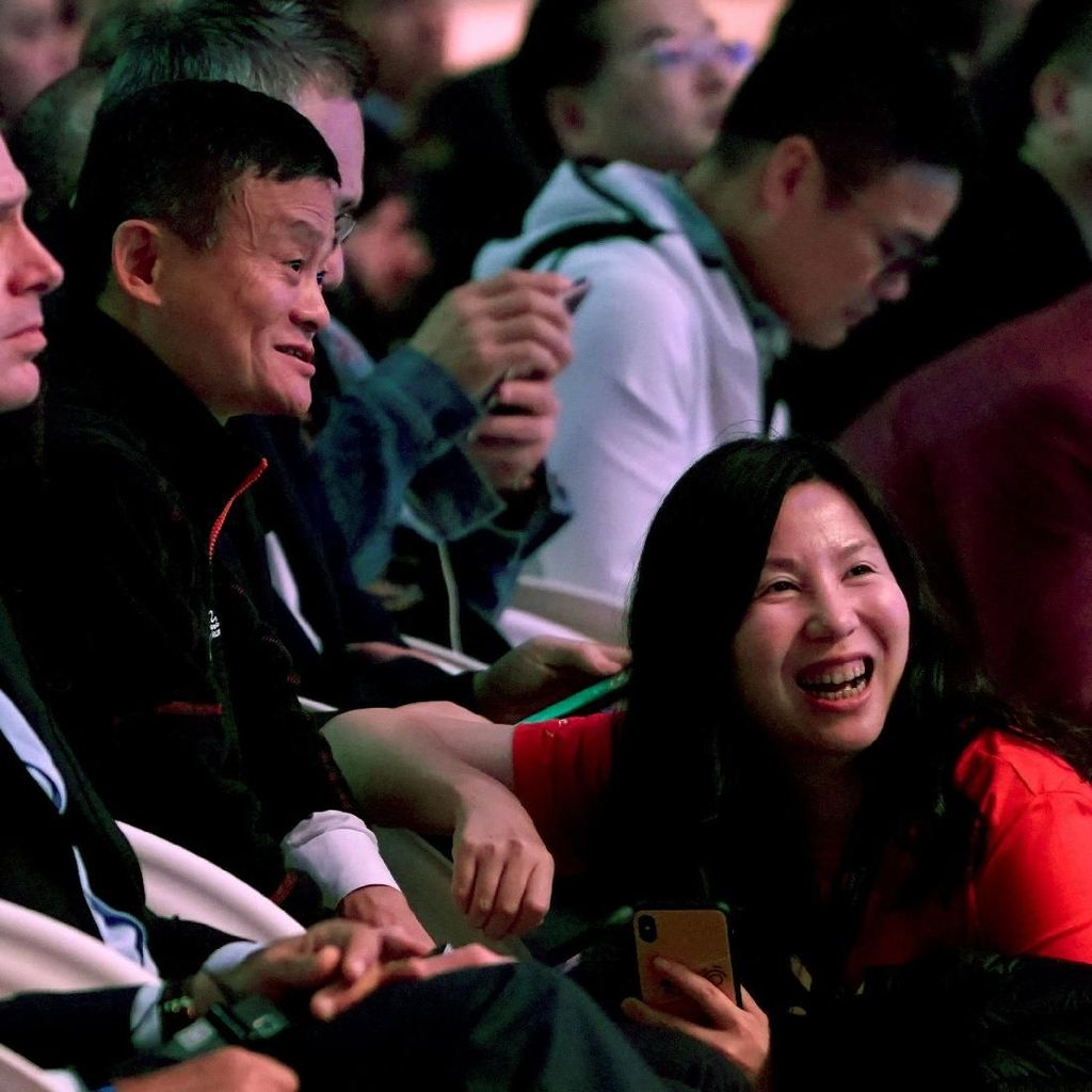 Alibaba Gaet Rp 441 Triliun Dalam Penampilan Terakhir Jack Ma
