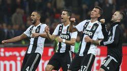 Rekor Juventus, Torehan Ronaldo
