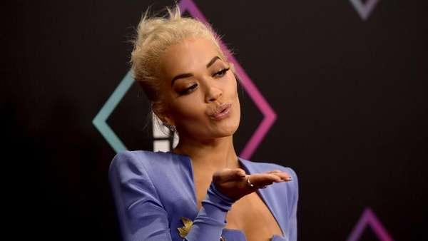 Guys, Dapat Salam Cium dari Rita Ora Nih!