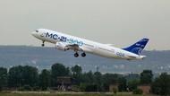 Mau Terbang Tahun Depan, Merpati Pakai Pesawat Buatan Rusia