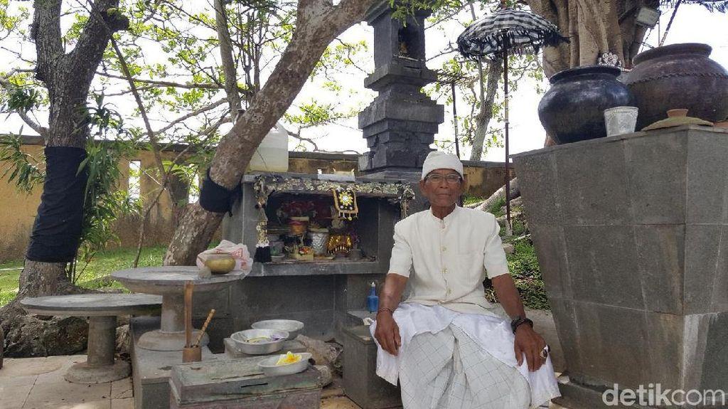 Cerita Penunggu Air Suci di Kawasan GWK Bali