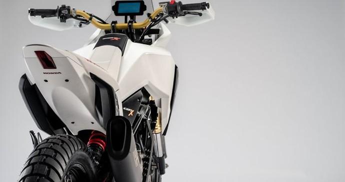 Motor Petualang Terkecil Honda, Cuma 125 cc