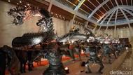 Keren! Bali Punya Patung Naga Perak Terbesar di Indonesia