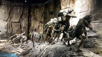 Foto: Museum 4,2 Hektar di China, Luas Banget!