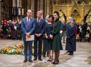 Fab Four Kerajaan Inggris Ungkap Momen Terbaik di 2018, Mana Favoritmu?