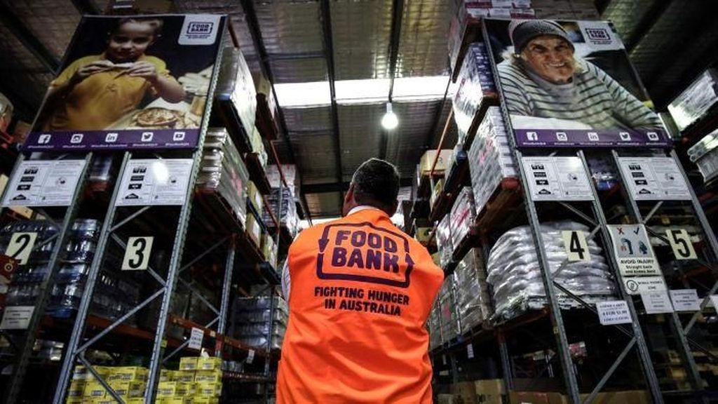 Pemerintah Potong Bantuan, Ribuan Orang Australia Terancam Kelaparan