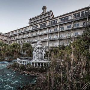 Penampakan Hotel Terbesar di Jepang yang Bikin Merinding