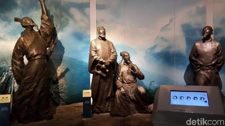 Museum Three Gorges di Chongqing (Rita/detikTravel)