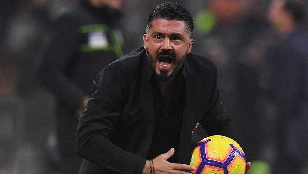 Gattuso Diskors Satu Laga