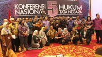 MPR Hadir di Konferensi Nasional Hukum Tata Negara Sumbar