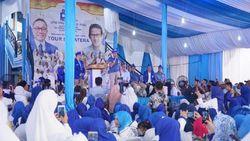 Di Depan Emak-emak Se-Riau, Sandiaga: Fokus Kita Ekonomi