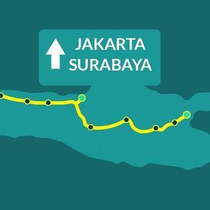 JKT-SBY Cuma 10 Jam Lewat Trans Jawa