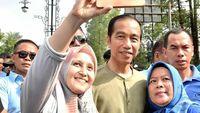 Jokowi 'Obral' Insentif Demi Pertumbuhan Ekonomi