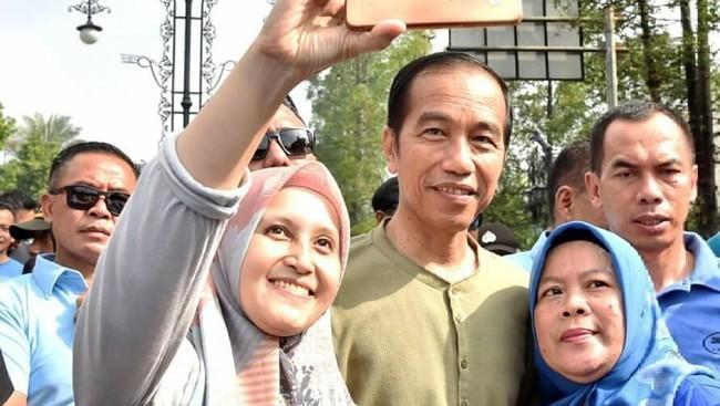 Presiden Jokowi. Foto: dok. detikcom