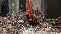 Before-After Hilangnya Lautan Sampah di Pintu Manggarai
