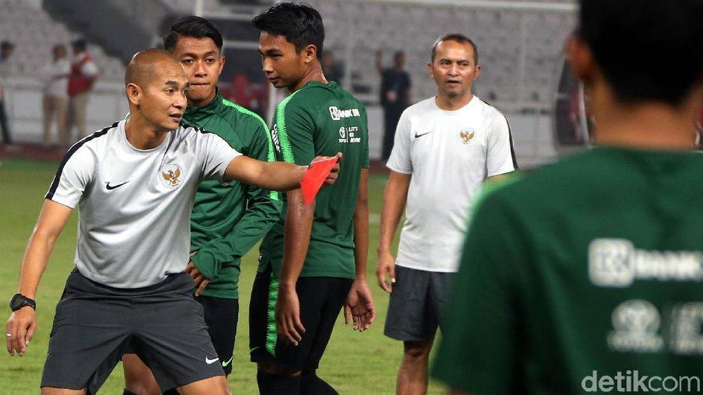 Kurniawan Jadi Asisten Pelatih Timnas U-23 untuk Asah Lini Depan