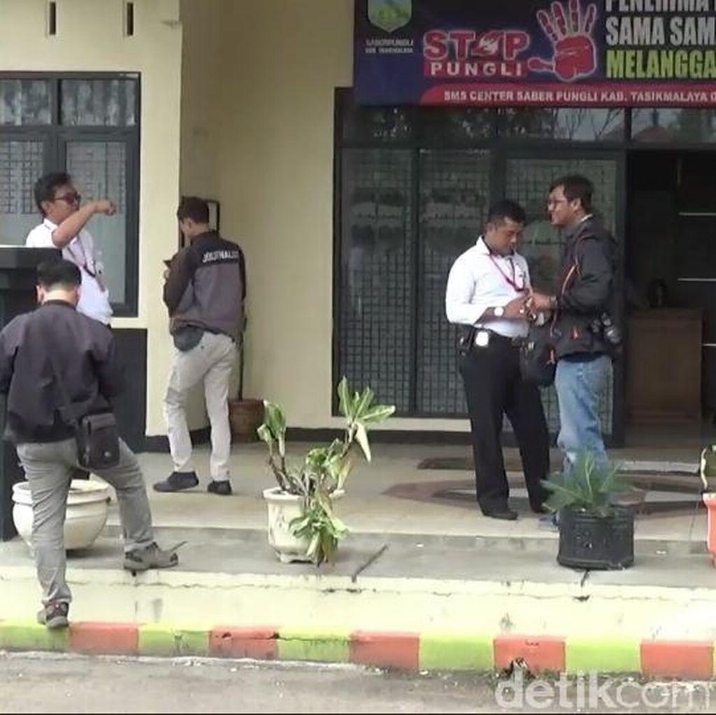 Kejati Bidik Tersangka Kasus Dugaan Korupsi Jembatan Cisinga Tasik