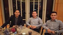 Mengintip Gaya Kulineran Rizky Irmansyah, Sespri Ganteng Prabowo Subianto