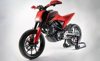 Honda CB125M.