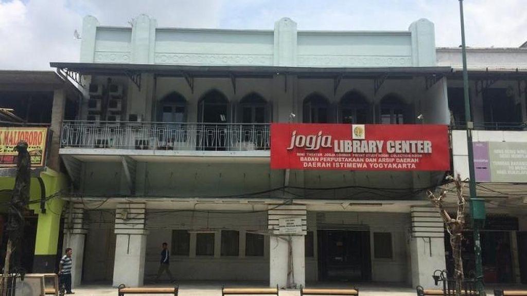 Perpustakaan di Malioboro Yang Terlupakan