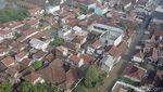Penampakan Terkini Banjir di Kabupaten Bandung dari Pantauan Udara