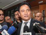 Yusril Bingung KPU Tetap Coret OSO dari DCT