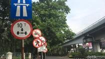 Kisah Celaka ABG Cengtri Nyelonong ke Tol