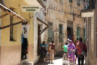 Penduduk Zanzibar 90 persennya adalah Muslim