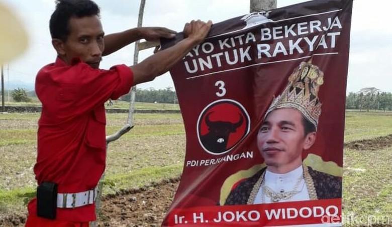 PDIP Nilai Poster Raja Jokowi Kampanye Hitam, Ini Respons Bawaslu