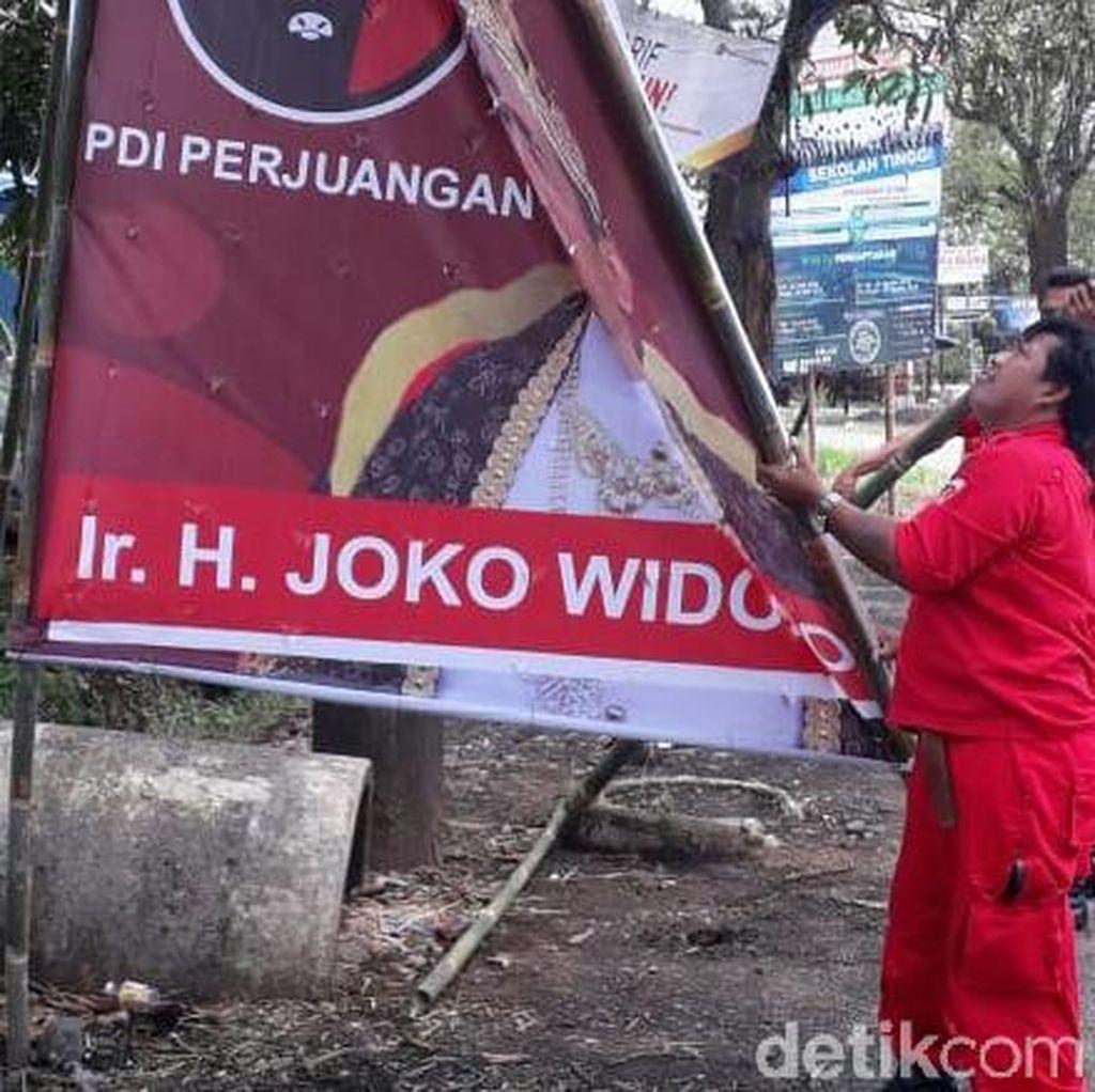 PDIP Tunggu Pemilik Atribut Raja Jokowi: Dijamin Tak Akan Lecet