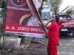 Poster Raja Jokowi, Gerindra Pilih Buat Capresnya Sendiri