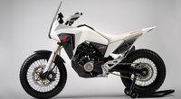 Honda CB125X.
