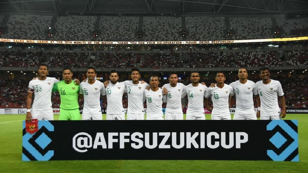 Susunan Pemain Indonesia Vs Filipina: Andritany Starter