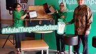 McDonalds Indonesia Kurangi Limbah Plastik Lewat  #MulaiTanpaSedotan