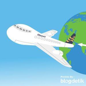 Pakai Pesawat Rusia, Merpati Mau Terbang Lagi 2019