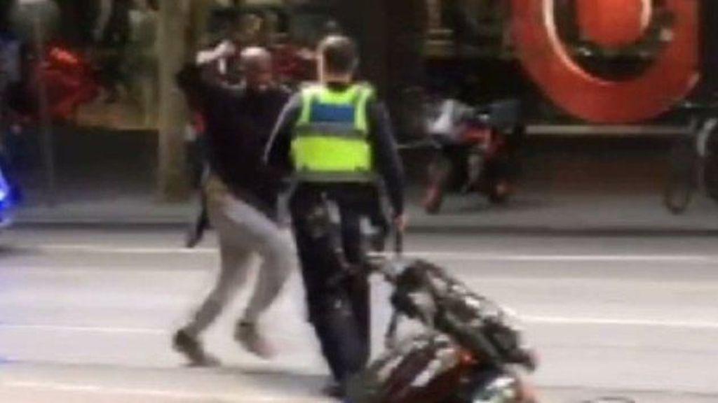 Teror di Melbourne, PM Australia Tuding Sakit Jiwa Cuma Alasan