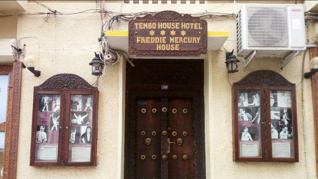 Menapaki Jejak Freddie Mercury di Zanzibar
