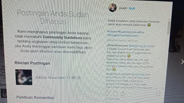 Serang Via Vallen, Postingan Jerinx SID Dihapus Instagram