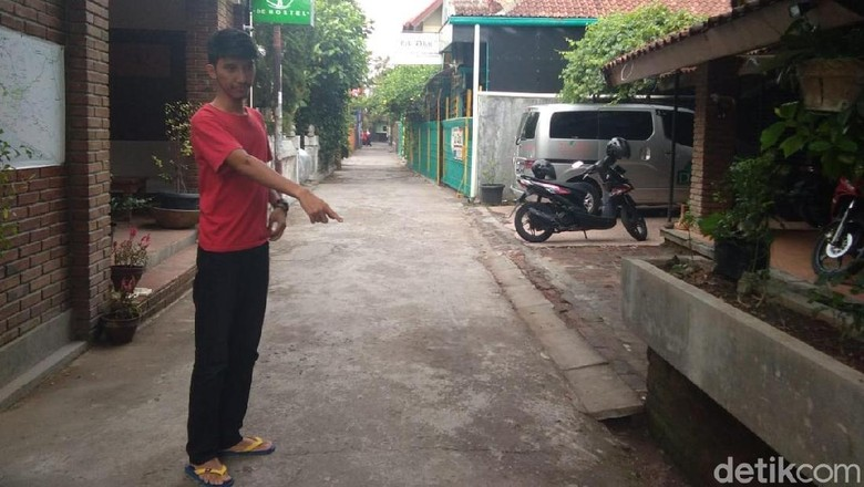 Memburu Pelaku Begal Payudara Turis Bule di Yogyakarta