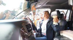 Pagi ini Rini Jajal Tol Trans Jawa Bareng Direksi BUMN