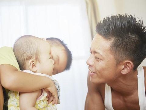 Hari Ayah Nasional diperingati di Indonesia setiap 12 November.