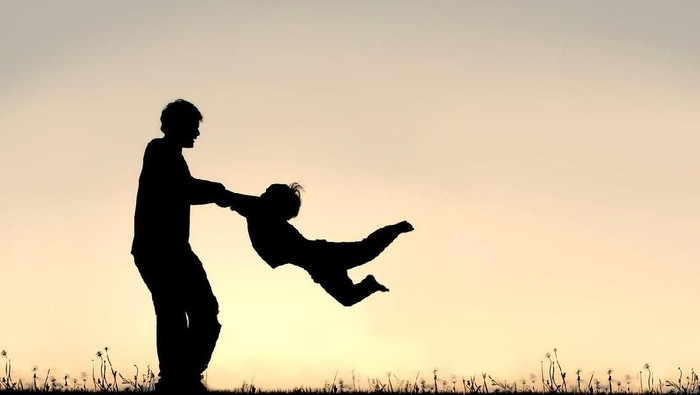 Fotostop: Ayah Pahlawanku